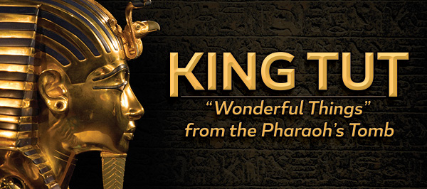 """The Curse Of King Tuts Tomb Torrent: King Tut: """"Wondrous Things"""" From The Pharaoh's Tomb"""