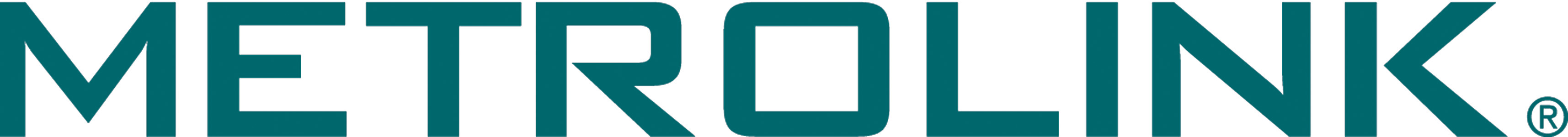 Metrolink Logo with Train